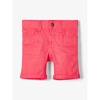 Clothing Boy Shorts / Bermudas Name it NMMSOFUS TWIISKA Red