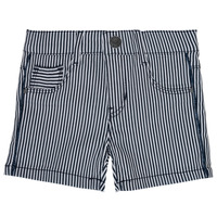 Clothing Boy Shorts / Bermudas Name it NKFSALLI Marine