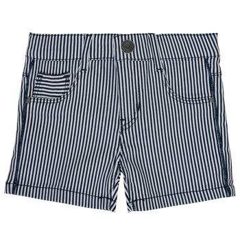 Clothing Boy Shorts / Bermudas Name it NKFSALLI Marine