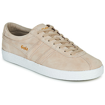 Shoes Women Low top trainers Gola TRAINER SUEDE Pink / White