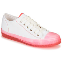 Shoes Women Low top trainers André HAIZEA Pink