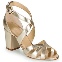 Shoes Women Sandals André VIGNE Gold
