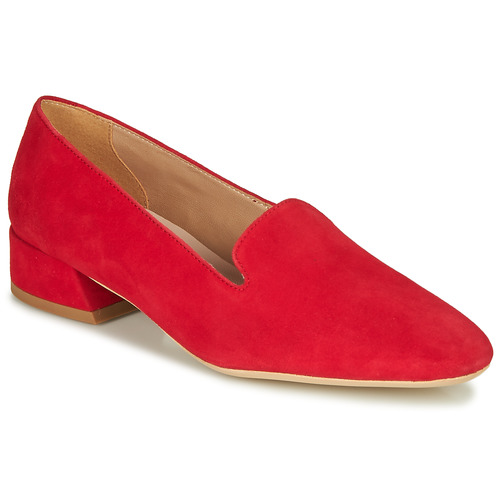 Shoes Women Loafers André JUBBA Red