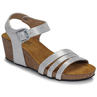 Shoes Women Sandals André BAHAMAS Silver