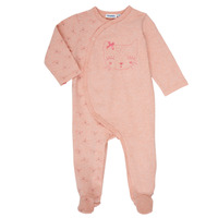 Clothing Girl Sleepsuits Noukie's ADAM Pink