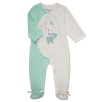 Clothing Boy Sleepsuits Noukie's NATHAN Blue