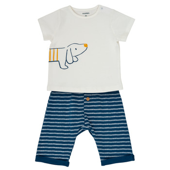Clothing Boy Sets & Outfits Noukie's MALO White