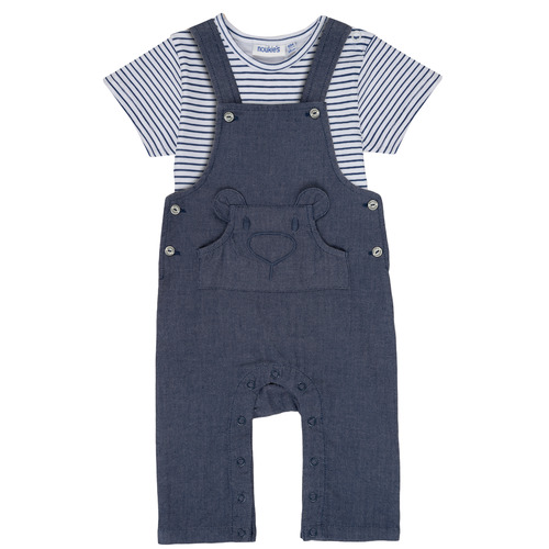 Clothing Boy Sets & Outfits Noukie's NAEL Blue