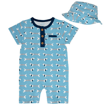 Clothing Boy Sets & Outfits Noukie's BENJAMIN Blue