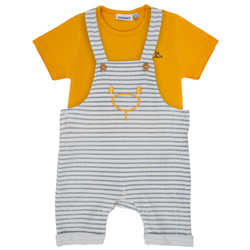 Clothing Boy Sets & Outfits Noukie's YOUSSEF Yellow