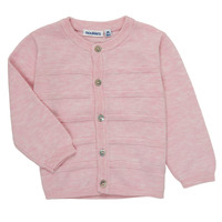 Clothing Girl Jackets / Cardigans Noukie's NOAM Pink