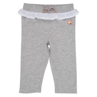 Clothing Girl 5-pocket trousers Carrément Beau ZACK Grey