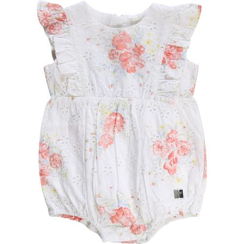 Clothing Girl Jumpsuits / Dungarees Carrément Beau KAIS White