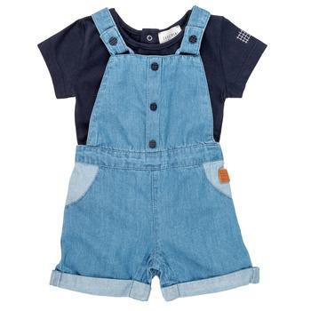 Clothing Boy Sets & Outfits Carrément Beau OTIS Blue