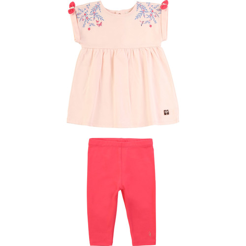 Clothing Girl Sets & Outfits Carrément Beau SEVERINE Pink