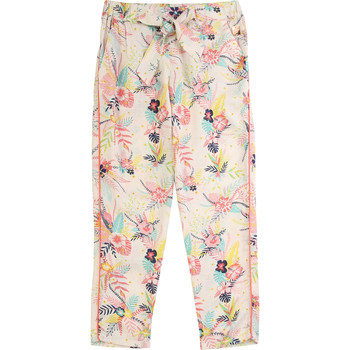Clothing Girl 5-pocket trousers Carrément Beau WILLIAM Blue
