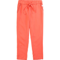 Clothing Girl 5-pocket trousers Carrément Beau CLARISSE Pink