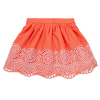 Clothing Girl Skirts Carrément Beau REDA Pink