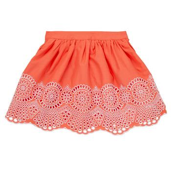 Clothing Girl Skirts Carrément Beau REDA Pink