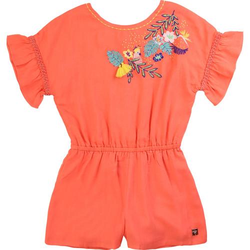 Clothing Girl Jumpsuits / Dungarees Carrément Beau DAVID Pink