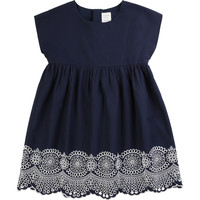 Clothing Girl Short Dresses Carrément Beau LISE Blue