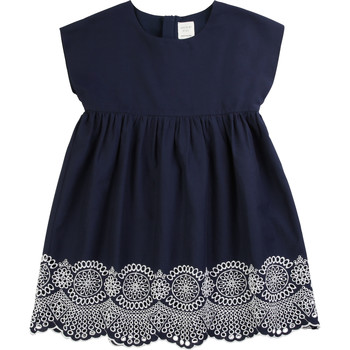 Clothing Girl Short Dresses Carrément Beau LISE Blue