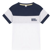 Clothing Boy Short-sleeved t-shirts 3 Pommes NORA White