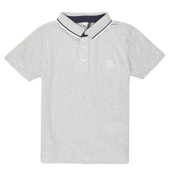 Clothing Boy Short-sleeved polo shirts 3 Pommes MADYSON Marine