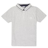 Clothing Boy Short-sleeved polo shirts 3 Pommes MADYSON Marine