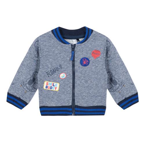 Clothing Boy sweaters 3 Pommes VALENTIN Blue