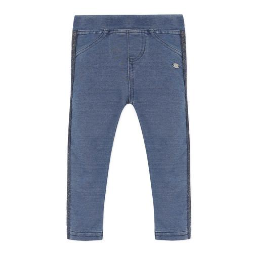 Clothing Girl Leggings 3 Pommes UMY Blue