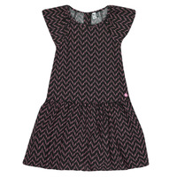 Clothing Girl Short Dresses 3 Pommes JULIE Black