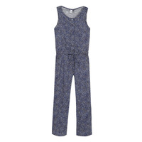 Clothing Girl Jumpsuits / Dungarees 3 Pommes MELANIE Blue