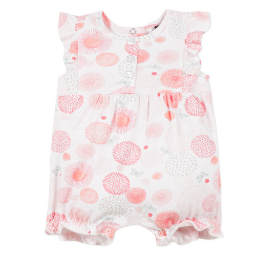 Clothing Girl Jumpsuits / Dungarees 3 Pommes ELOISE White