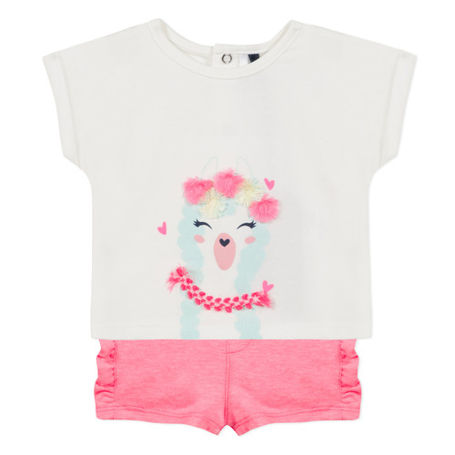 Clothing Girl Sets & Outfits 3 Pommes JULIEN Pink