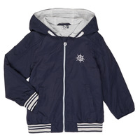 Clothing Boy Jackets 3 Pommes JORIS Marine