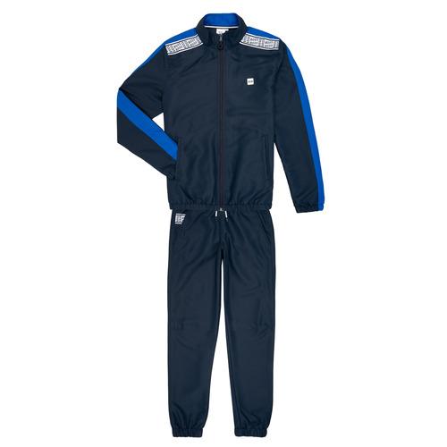 Clothing Boy Tracksuits BOSS EVOLIO Blue
