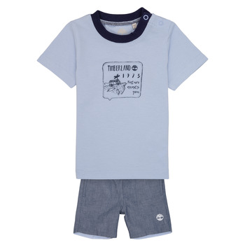 Clothing Boy Sets & Outfits Timberland AXEL Blue