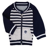 Clothing Boy Jackets / Cardigans Timberland MATHEO Multicolour