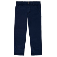 Clothing Boy Chinos Timberland ELIO Blue