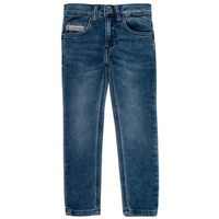 Clothing Boy slim jeans Timberland MALONE Blue