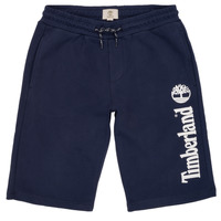 Clothing Boy Shorts / Bermudas Timberland OMAR Blue
