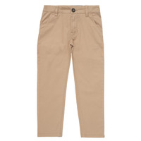 Clothing Boy chinos Timberland HECTOR Beige