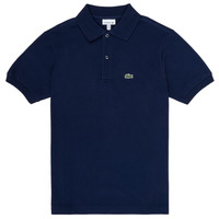 Clothing Boy short-sleeved polo shirts Lacoste VINNIE Marine