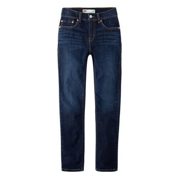 Clothing Boy Slim jeans Levi's 512 SLIM TAPER Blue