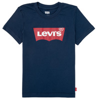 Clothing Boy Short-sleeved t-shirts Levi's BATWING TEE Marine
