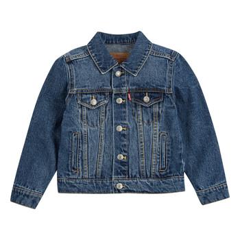 Clothing Boy Denim jackets Levi's TRUCKER JACKET Bristol