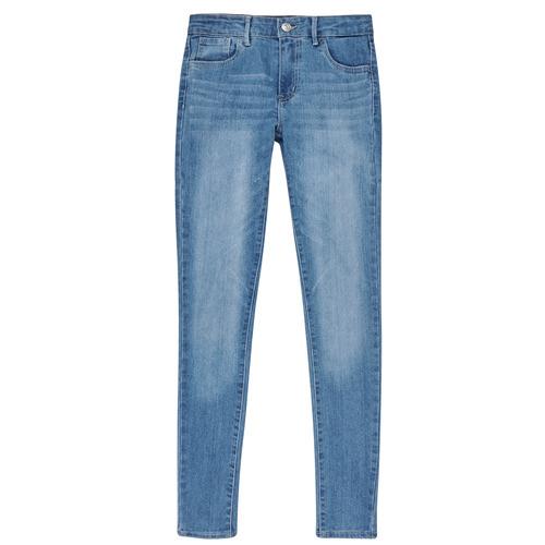 Clothing Girl Skinny jeans Levi's 710 SUPER SKINNY Keira
