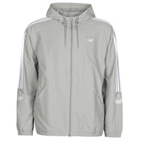 Clothing Men Sweaters adidas Originals OUTLINE TRF WB Grey