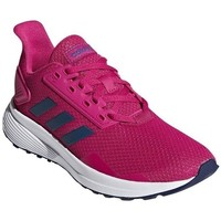 Shoes Children Low top trainers adidas Originals Duramo 9 K Pink